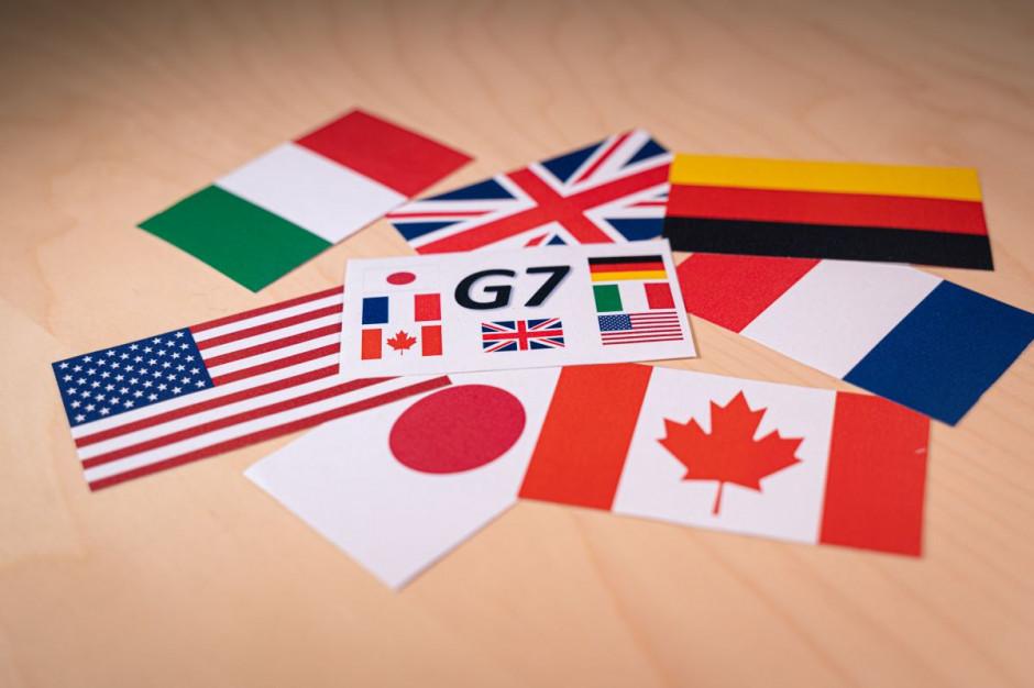Główne tematy szczytu G7: pandemia, klimat, gospodarka