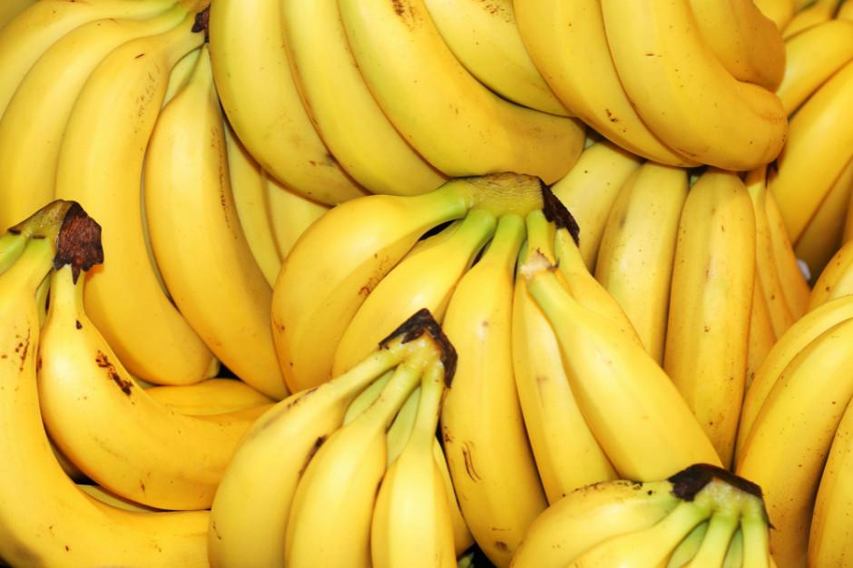 Kokaina w bananach sprzedanych do znanej sieci sklepów