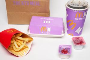 McDonald's zamknął kilka lokali. Przez oblężenie i boysband BTS