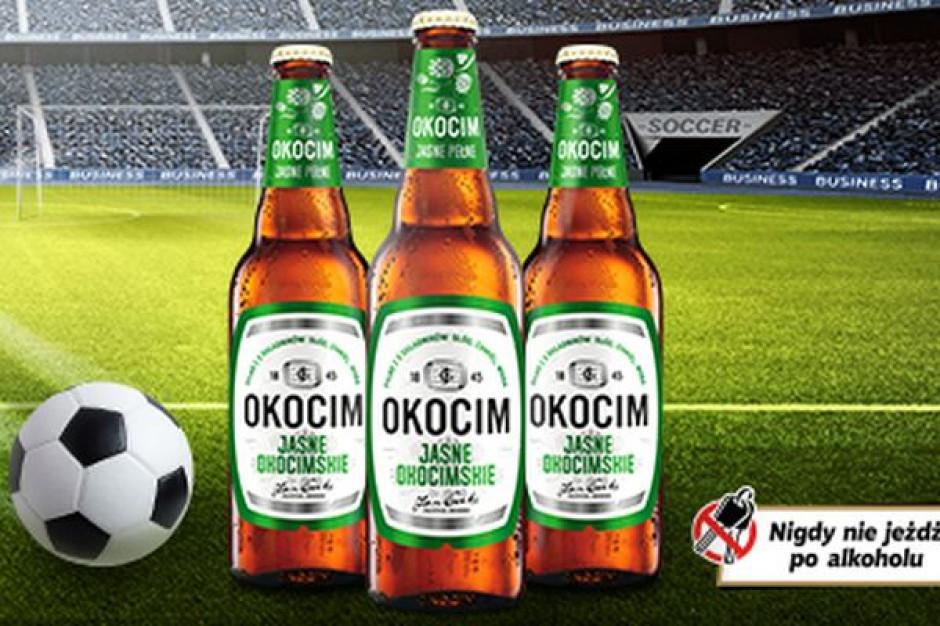 Marka Okocim z nową kampanią o piłce nożnej