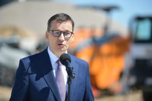 Morawiecki: Będziemy promować Mazowsze w Polskim Ładzie