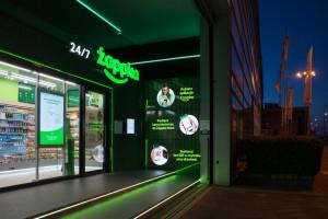 Pierwszy bezobsługowy sklep Żappka Store już otwarty