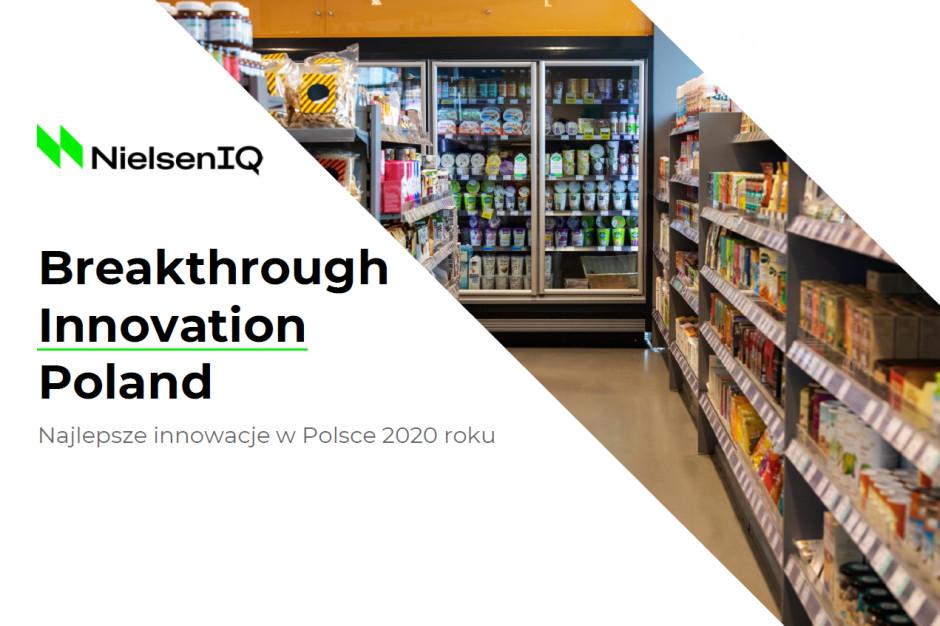 NielsenIQ wydał trzeci raport o najlepszych innowacjach FMCG