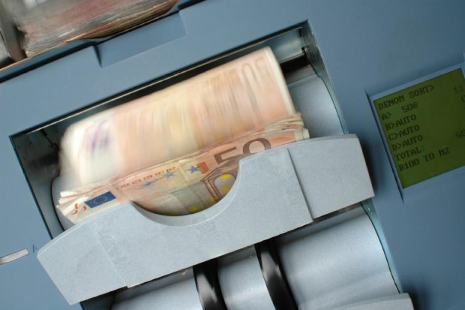 W maju na rachunkach budżetowych było blisko 12,12 mld euro