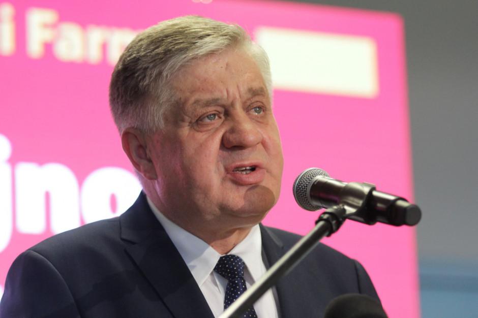 Jurgiel krytycznie o pomyśle zakazu hodowli klatkowej w UE