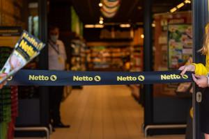 Netto otwiera kolejnych sześć sklepów w miejscach Tesco