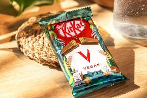 Nestle wprowadza na polski rynek wegańską wersję KitKata