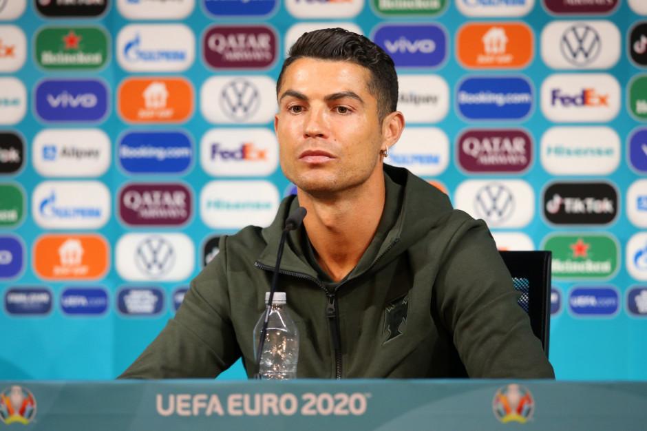 Gest Ronaldo udowadnia, że klasyczny product placement traci sens
