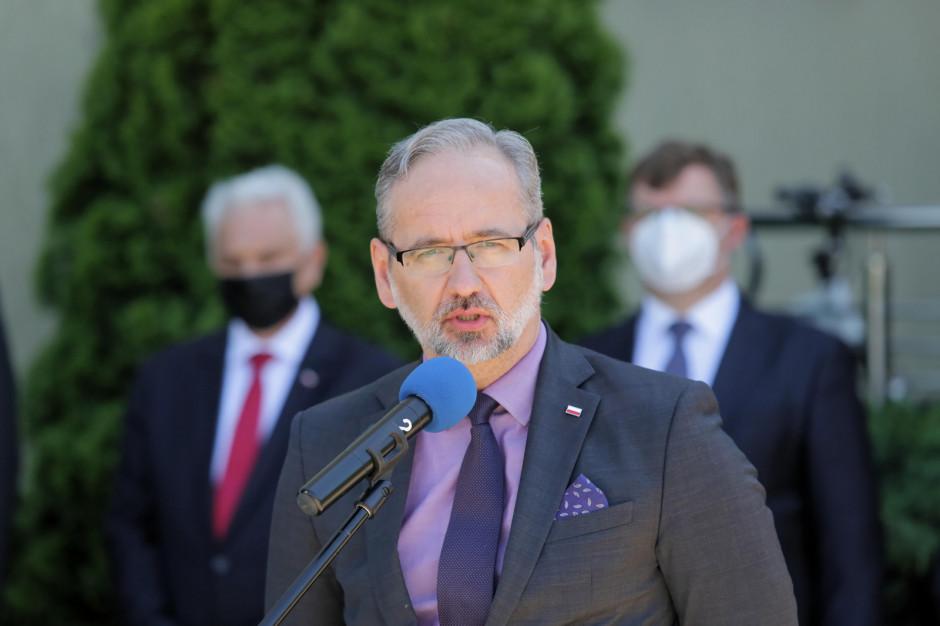 Rząd zainwestuje w rozbudowę laboratoriów sanepidu