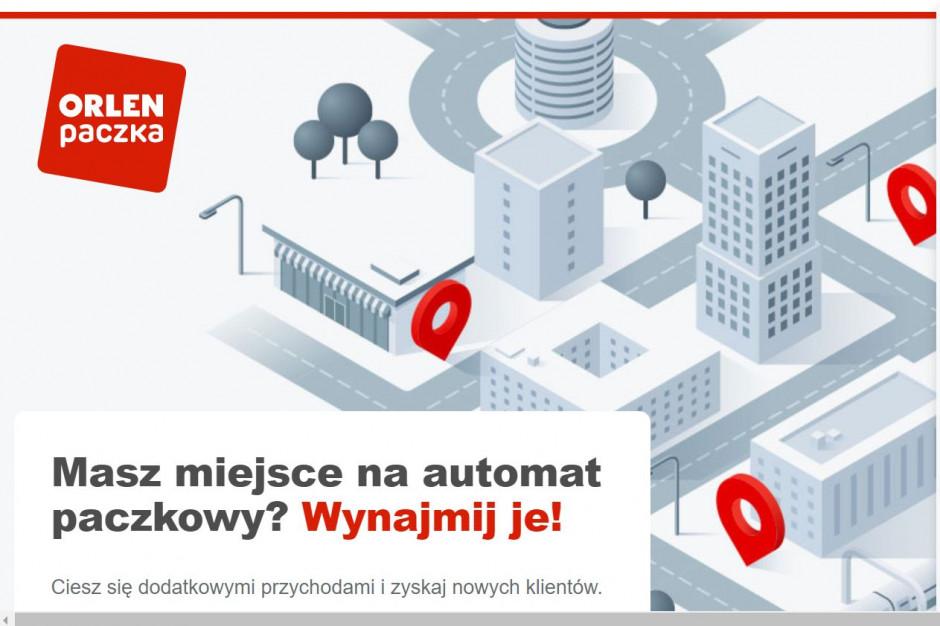 Orlen postawi 200 automatów w ramach akcji ORLEN Paczka