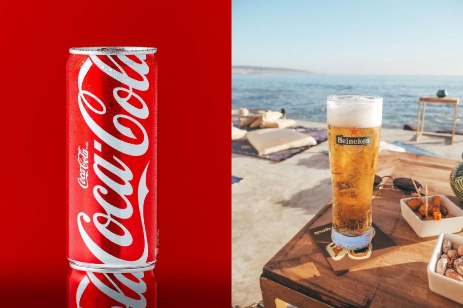 Coca-Cola i Heineken skorzystają na gestach Ronaldo i Pogby?