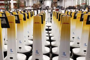 DHL Supply Chain chce wdrożyć 2000 robotów