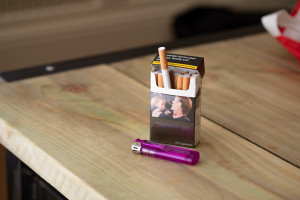 Gorzów Wlkp.: przechwycono nielegalne papierosy