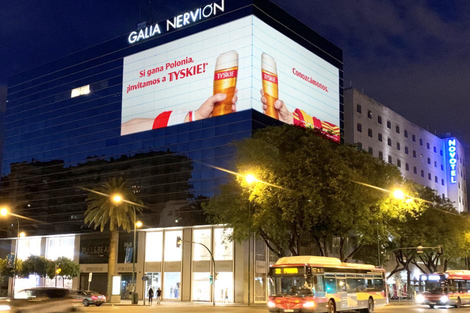 Marka Tyskie postawi Hiszpanom piwo, jeśli Polska wygra mecz
