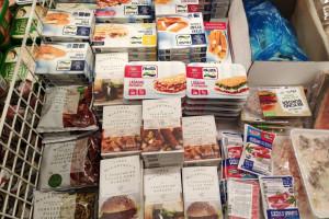 Rośnie sprzedaż żywności mrożonej