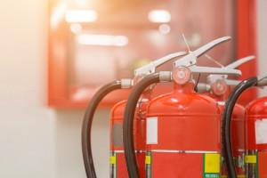 Duże zagrożenie pożarowe w większości województw
