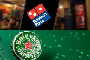 Domino's i Heineken wśród najcenniejszych marek świata