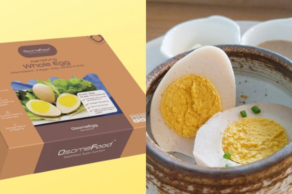 W Azji powstał wegański zamiennik jaja na twardo
