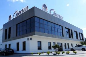 Grupa Chorten z nową siedzibą