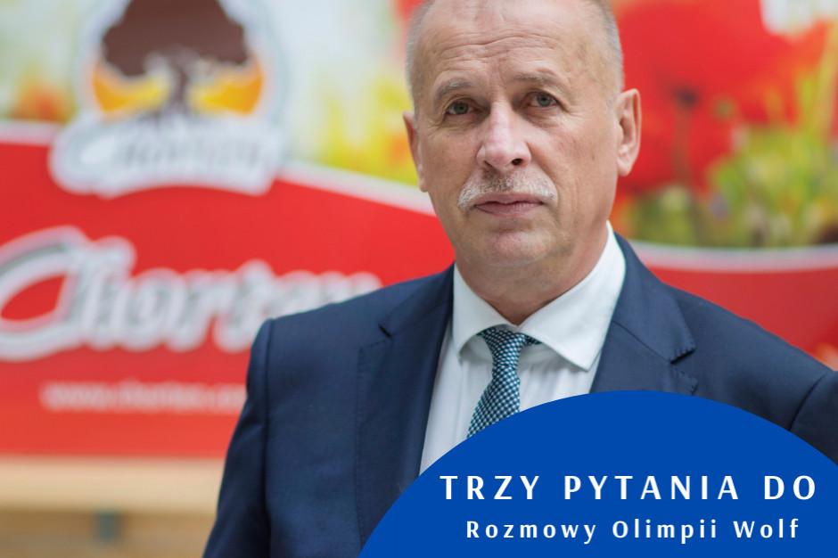 Prezes Grupy Chorten: Konsolidacja wzmacnia rodzimy handel