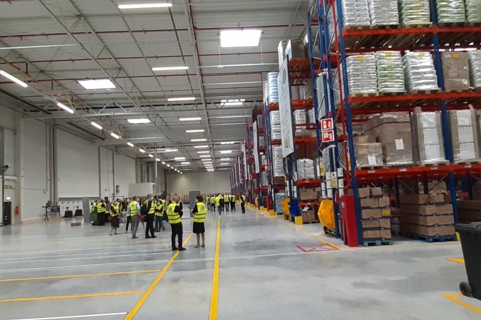 E.Leclerc z nowym centrum logistycznym (zdjęcia)