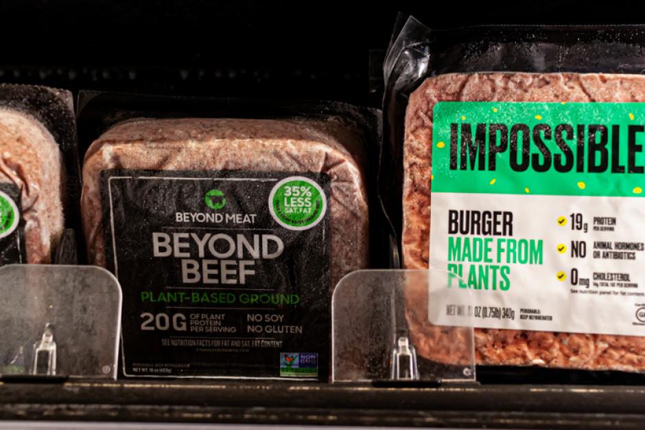 Jakie perspektywy ma rynek zamienników mięsa? (raport)