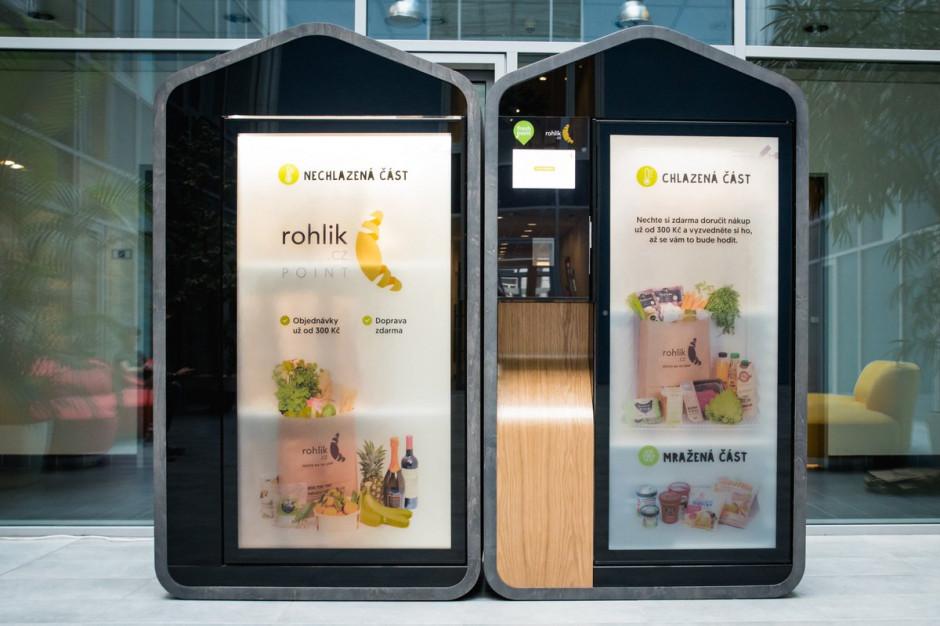 Rohlik - czeski gracz e-grocery - rozpycha się w Europie