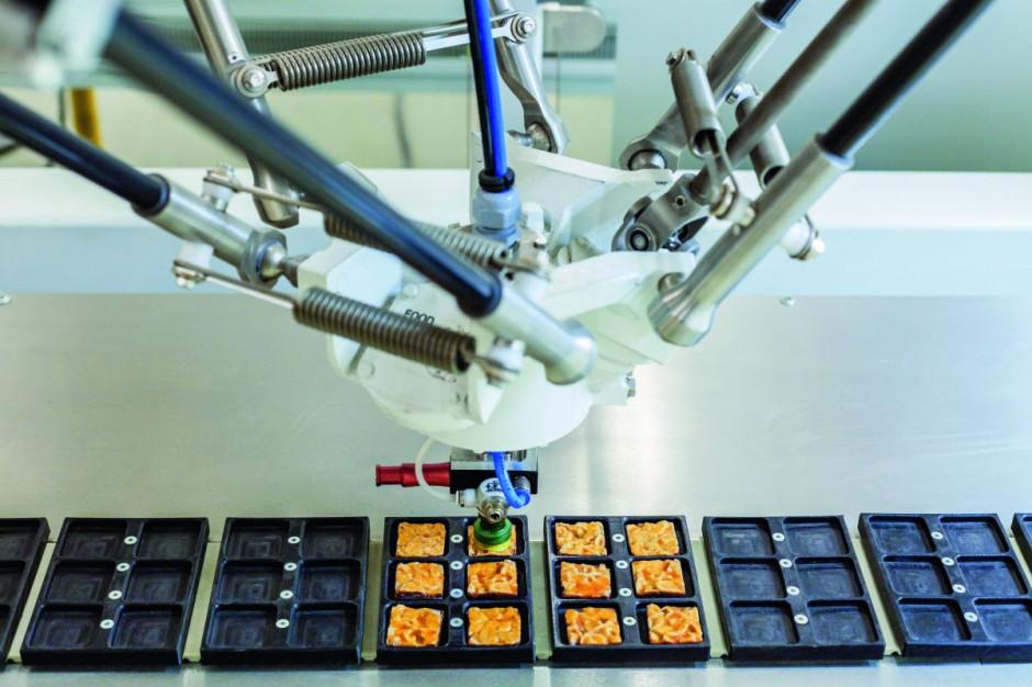 Roboty w branży spożywczej