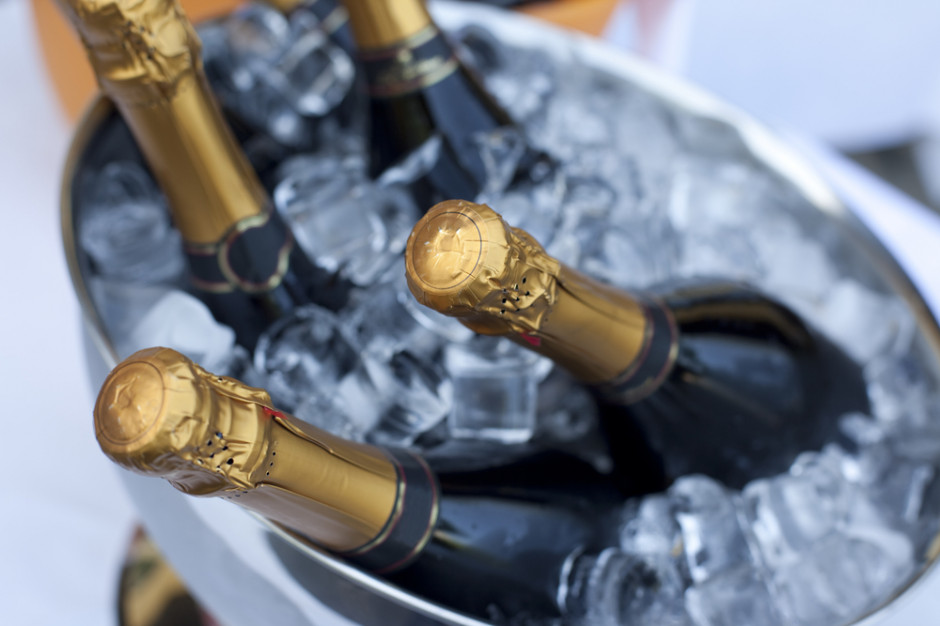 Decyzja Rosji wywołała wściekłość producentów szampana