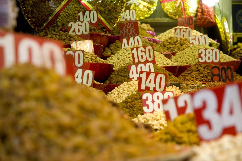 FAO: spadł Iindeks cen żywności na świecie