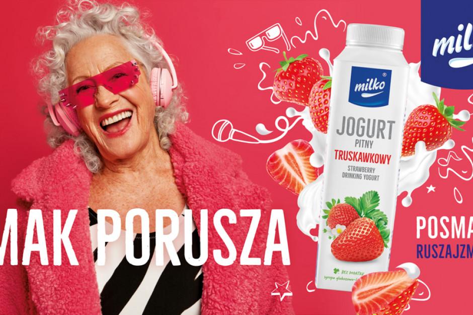 Nowa kampania Milko