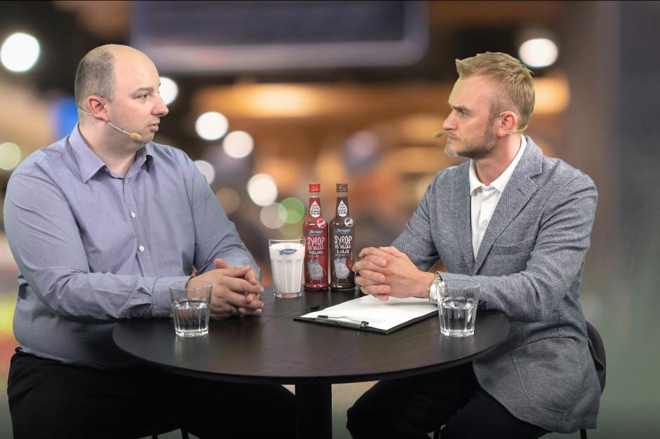 Herbapol–Lublin S.A.: syropy do mleka to absolutna innowacja