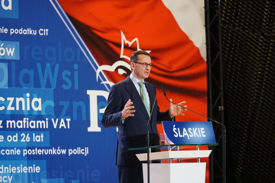 Morawiecki: musimy wspierać polskie firmy w ekspansji i eksporcie
