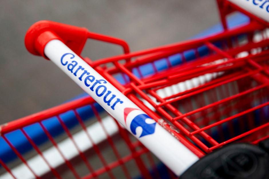 Carrefour - Tesco: UOKiK ma zastrzeżenia do koncentracji