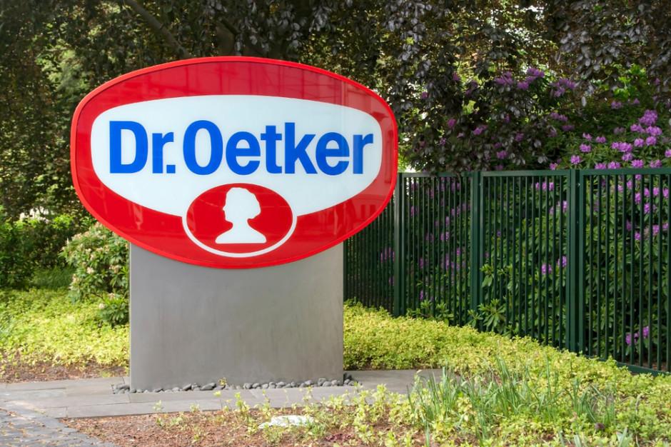 Grupa Oetker podzielona na dwie części