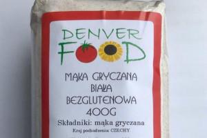 GIS: Wycofanie produktu Mąka gryczana biała bezglutenowa