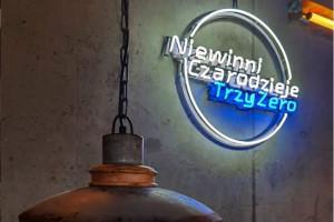 Niewinni Czarodzieje TrzyZero - nowy lokal Kuby Wojewódzkiego
