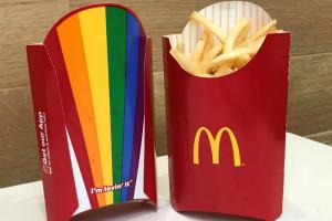 IKEA i McDonald's kojarzone ze wspieraniem LGBT