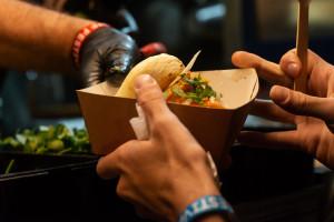 OFF Festival 2021: strefa gastronomiczna wege i eko