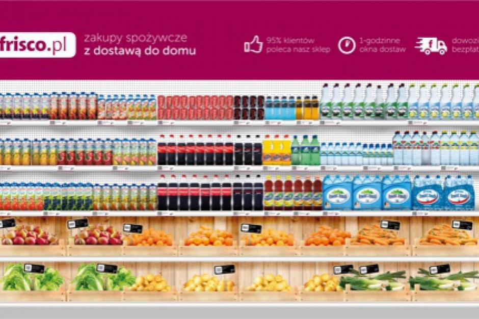 Frisco.pl rusza z benefitami na zakupy dla dużych rodzin