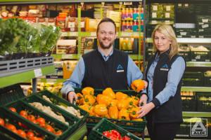 Aldi: Od lokalnych dostawców kupiliśmy ponad tysiąc produktów
