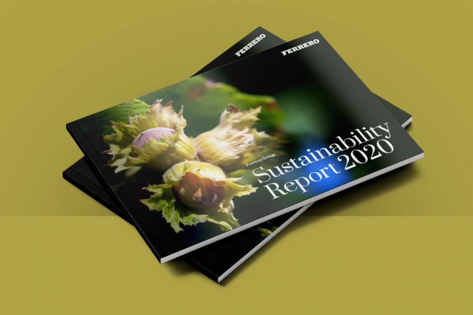 Ferrero opublikowało raport zrównoważonego rozwoju
