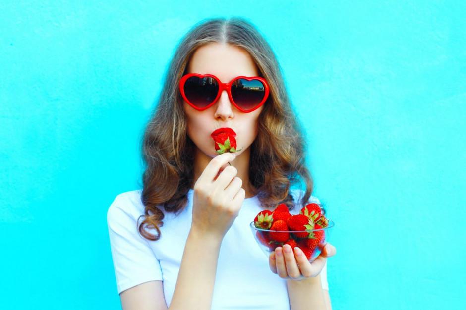 Truskawki są najpopularniejszym owocem w Polsce