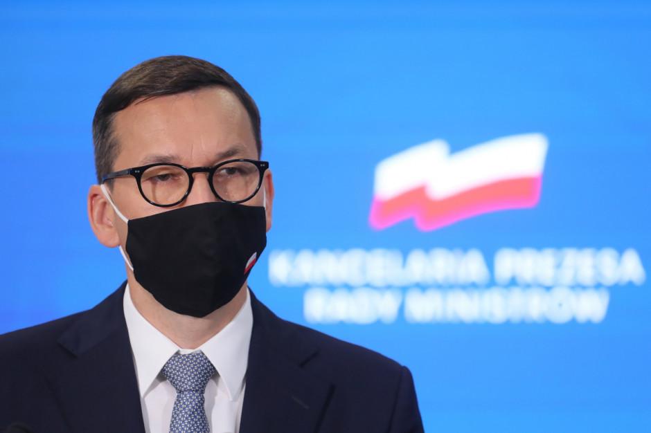 Morawiecki: Restrykcje dla niezaszczepionych możliwe już w sierpniu