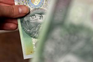 Wartość banknotów i monet w obiegu wzrosła o prawie 10 mld zł