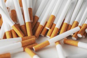 Zlikwidowano nielegalną fabrykę papierosów na Mazowszu