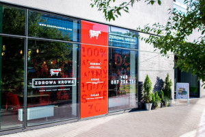 Zdrowa Krowa z nowym lokalem w Katowicach