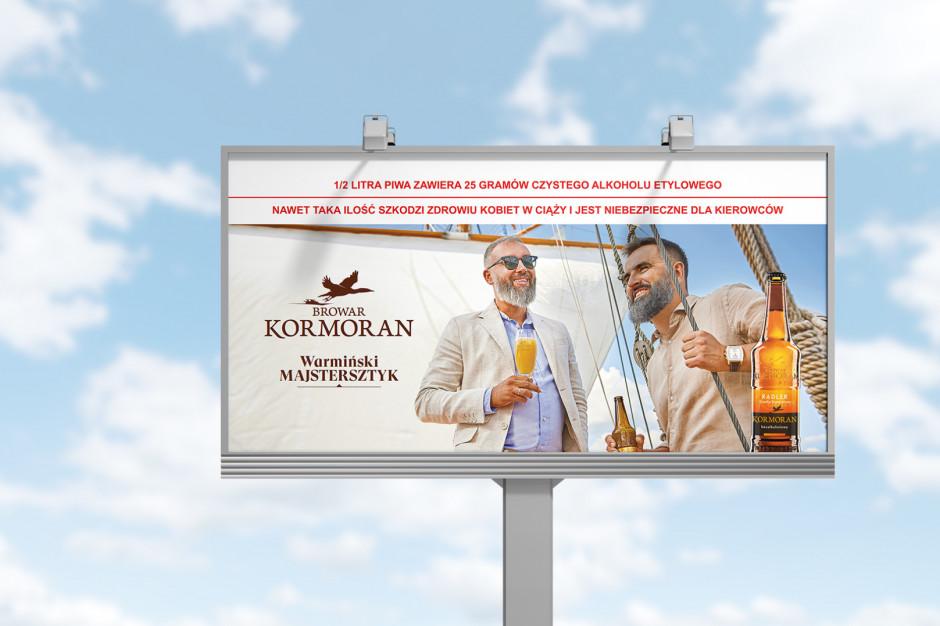 Browar Kormoran rusza z nową kampanią wizerunkową