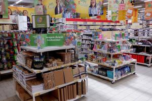 GOZ w Auchan: Wymień stary plecak na nowy