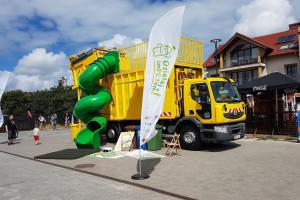 Biedronka uczy dzieci zasad ekologii i recyklingu